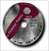 self defense weapon training DVD