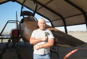 Defender at aggressor squadron Yuma AZ