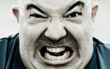 Ugly man