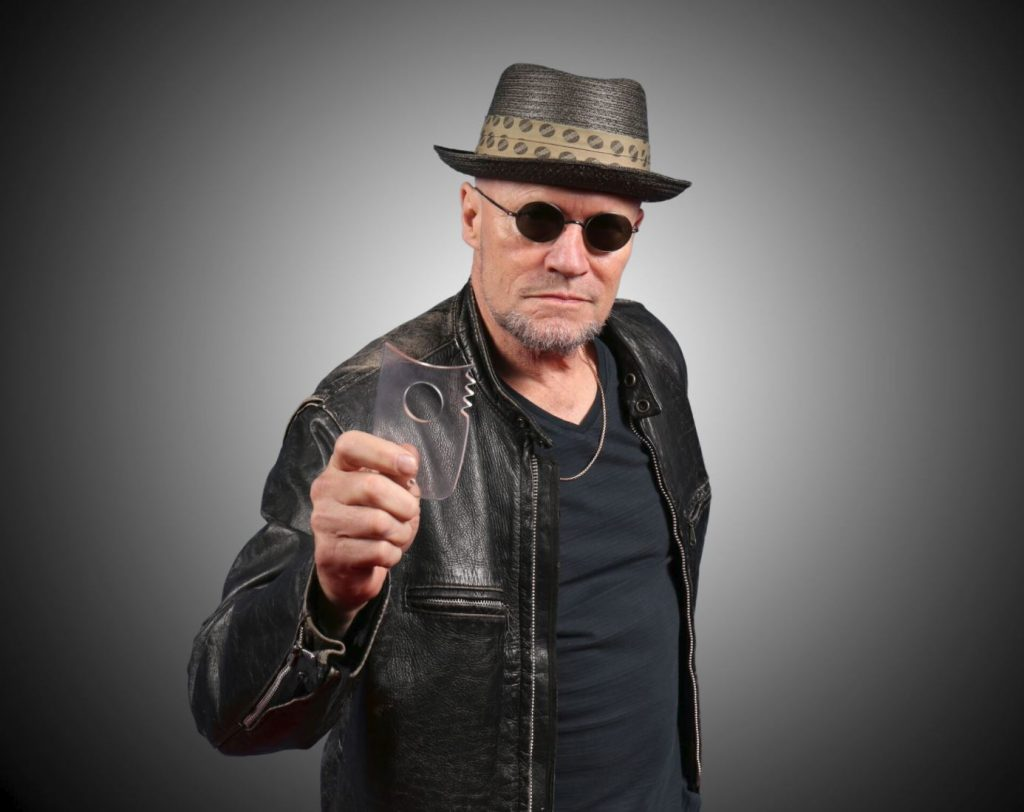 Walking dead picture Michael Rooker